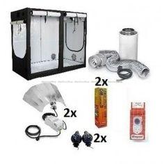 HOMEbox® Evolution R240. HPS 1200w Gardening