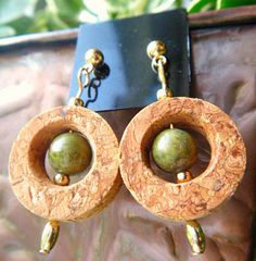 Wine Cork Jewelry & More, via Flickr