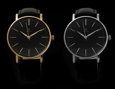 Seriously! Giving away our #Hugue Modern Swiss watch for free to those who share the most! Join at https://goo.gl/RfVM1z