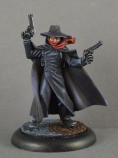 Chronoscope Miniatures (The Black Mist 50217) RPG 25mm Minis