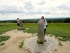 Ireland - Howth, Newgrange and Tara - Irsko - Newgrange tomb
