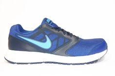 quality design 1782f b8c0b NIKE 684652 417 DOWNSHIFTER 6 Running Uomo Ragazzo Blu Blu Royal Azzurro  Mesh