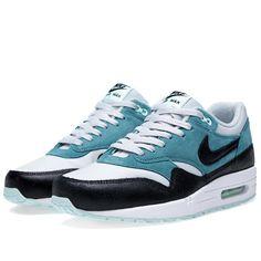separation shoes c0837 8a6b4 0TMw Nike Air Max 1 skor dam herr Essential Dusty Grå Svart Nike Air
