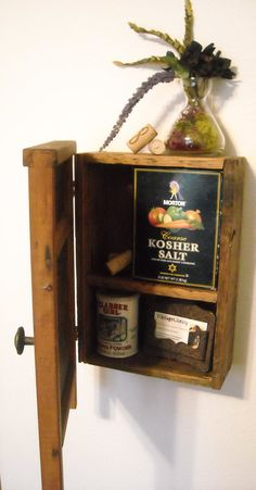 Washboard cabinets...I have the washboard...now all hubby has to do is turn it into this.  :-)