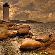 Palau ligthouse - Sardinia   By: starboardside