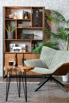 Room Decorating – Home Decorating Ideas Kitchen and room Designs Modern Wood Furniture, Wood Furniture Living Room, Hall Furniture, Living Room Interior, Home Living Room, Style At Home, Piece A Vivre, Living Room Inspiration, Room Decor
