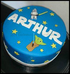 Thème Star Wars Anniversaire Star Wars, Theme Star Wars, Fancy Cakes, Charlotte, Stars, Desserts, Food, Birhday Cake, Tailgate Desserts