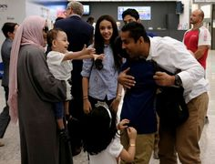 Trump travel ban: Who counts as a 'bona fide' relative? - BBC News http://www.bbc.co.uk/news/world-us-canada-40455303