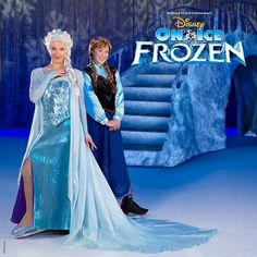 """You haven't seen """"Frozen"""" until you've seen it on ice! When it comes to your town, grab a kid (hopefully yours) and see would-be Dorothy Hamills skate to the story of Disney's biggest movie while a soundtrack plays (especially """"Let It Go"""")."""