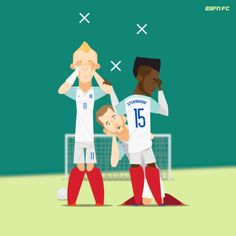 ESPN: How to Take a Penalty on Behance