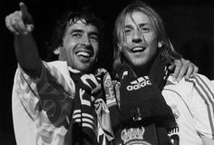 Raúl & Guti