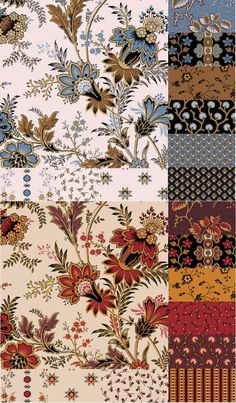Savannah by Jo Morton...isn't this line beautiful?  I am sewing a quilt with it right now and just love it.