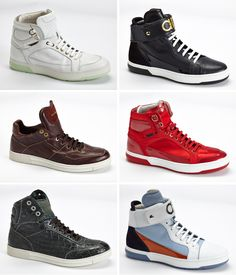 Salvatore Ferragamo Launches #ManStory and New Sneaker Lineup with A$AP Rocky