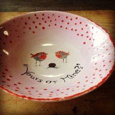 Fotogalerie - Eigenlob Keramik selbst bemalen in Düsseldorf Serving Bowls, Tableware, Handmade, Painting, Studio, Pictures, Ceramic Painting, Ideas, Round Round