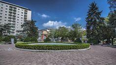 """""""Mi piace"""": 27, commenti: 1 - Marcello Naliato (@marcellonaliato) su Instagram: """"La fontana dei giardini... 📷📲 #fontana #fountain #piazza #square #giardini #garden #alessandria…"""""""