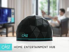 Cast – Votre hub connecté dédié aux divertissements