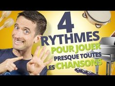 """4 RYTHMES POUR JOUER PRESQUE TOUTES LES CHANSONS """"POP"""" - YouTube Jouer Du Piano, Chant, Piano Music, Gd, Youtube, Blog, Tutorials, Construction, Culture"""