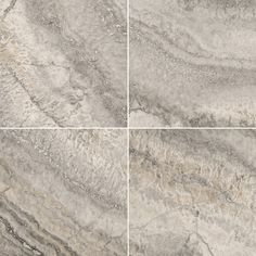 Emser X Silver Indoor/Outdoor Natural Travertine Wall And Floor Tile Lowes