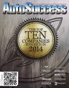 January 2014 http://issuu.com/autosuccess/docs/as.jan14