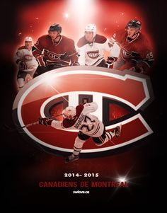 Le Canadien de Montreal Montreal Canadiens, Nhl, Hockey Posters, Year 2016, Winter Fun, Ice Hockey, Canada, Game, Wallpaper