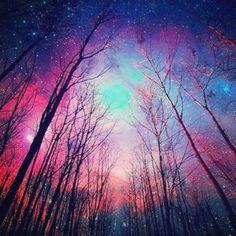 pinterest galaxy | Found on instagram.com
