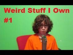 Weird/Cool Stuff I Own #1