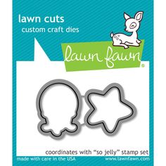 Lawn Fawn So Jelly Craft Dies www.papercrafts.ch