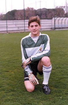 Iker Casillas. Real Madrid. HALA!!
