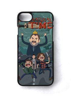 NEW-Supernatural-Time-For-iPhone-6-6s-6-Plus-7-7-Plus-Case-Cover