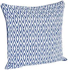 Ikat-Design-Throw-Pillow
