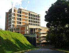 Universidad Metropolitana Caracas #Arquitectura