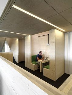 Bathroom Brands/Crosswater Headquarters by Threefold Architects, London UK office