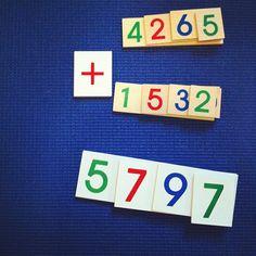 grote getallen - rekenen