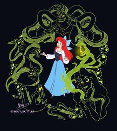 nippychan Ariel