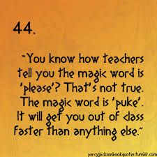 Image result for funny percy jackson quotes