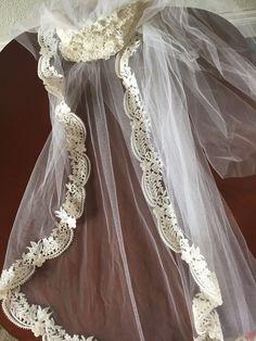 Vintage 1978 Wedding Dress and Veil Size 2 | eBay