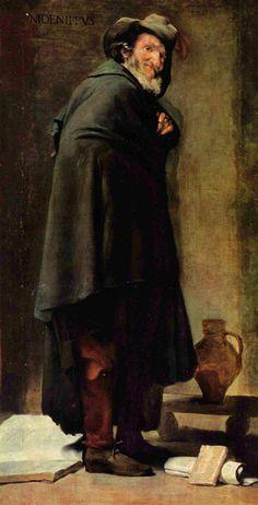 Diego Velázquez (1599–1660)   Menippos