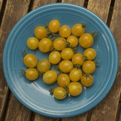 One of my all time favourites: Organic Gold Nugget Yellow Cherry Tomato Seeds by cubits on Etsy, 3.50