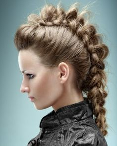 Wonderfull hair style