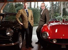 Provenance and originality inspire two classic-car enthusiasts, who have put together an impressive and drivable collection, says Simon de Burton John Dawson, Under The Hammer, British Grand Prix, Monaco Grand Prix, Goodwood Festival Of Speed, Formula One, Car Car, Bugatti, First World