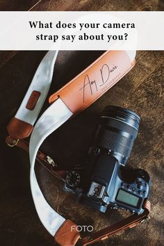 When you're on the job, capturing your client's most beautiful moments you want to look and feel your best, too. Our personalized camera straps are a photographer's godsend - allowing you to feature YOUR brand on your camera strap. Best Camera Strap, Leather Camera Strap, Camera Straps, Gifts For Photographers, Camera Gear, Meaningful Gifts, Personalized Products, Vegetable Tanned Leather, Beautiful Moments