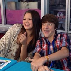 """Video: Paris Berelc Shared A Funny """"Mighty Med"""" Story With HTZ"""