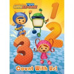 1000+ images about Team Umizoomi on Pinterest | Coloring ...