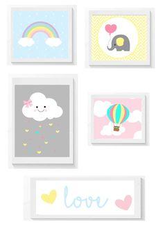 Baby Room Art, Baby Room Decor, Nursery Art, Girl Nursery, Girl Room, Nursery Decor, Boy And Girl Shared Bedroom, Kids Bedroom, Toddler Room Decor