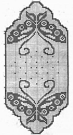 World Crochet Tablecloth 4