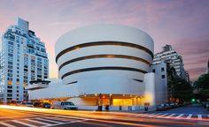 The Guggenheim Museum, NYC
