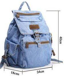 Jean Backpack, Backpack Bags, Old Jeans, Levis Jeans, Mochila Jeans, Jean Purses, Denim Handbags, Denim Ideas, Denim Crafts
