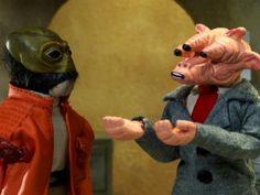 Star Wars Robot Chicken/ Bar Scene: Banda's Bad Day...  It is freakin Hilarious!!!!!