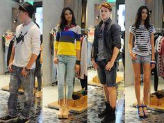 Faye Tsui 配襯適用於不同場合的牛仔褲打扮,有牛撞牛、上班、下班和夏日Look。要配襯牛仔褲說難不難,說易也不易,如此簡單又讓人有固有印象的衣物,要穿出自己的風格必須花點心思。