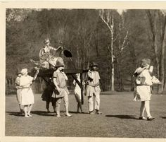 Faerie Queen, Pageant 1926 :: Archives & Special Collections Digital Images